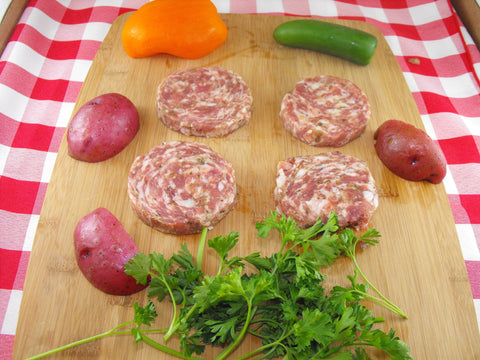 Deer Breakfast Sausage Patties Sage ( Pre Order)