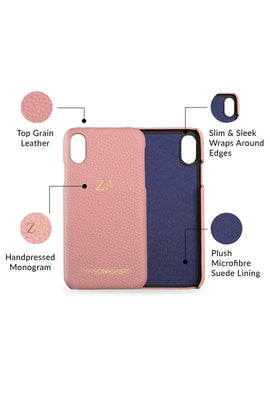 iphone xr phone case- pink- product features