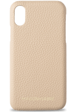 iphone x/xs phone case- nude- front