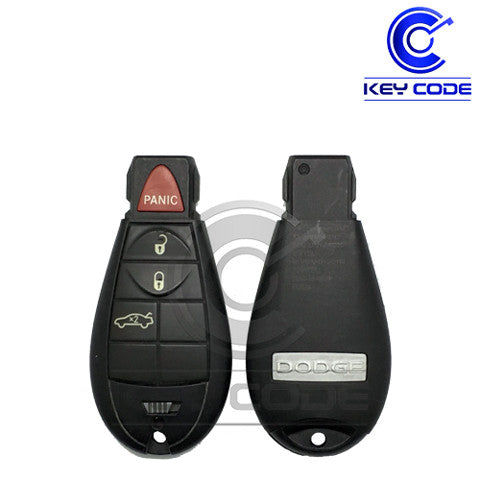 DODGE Dart 2012-2016 Fobik Smart key 4-Btns (Trunk) / M3N-32297100 - Key Code USA