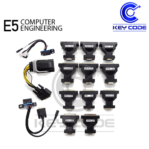 ECU MERCEDES BENZ RENEW CABLES for XHORSE VVDI2  - E5 ENGINEERING
