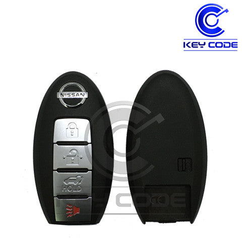 NISSAN Armada 2017 Smart Key 4-Btns (Hatch) / CWTWB1U787 - Key Code USA