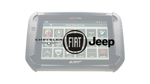 ADS-234 JEEP CHRYSLER FIAT 2016 (Cat A+) Existing Users