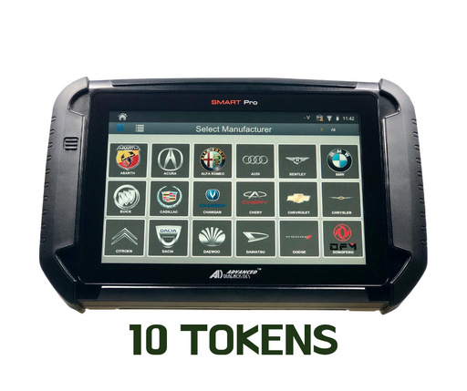 60% OFF any token package / 10 TOKENS /*ONLY WHEN YOU DO THE TRADE UP OF YOUR OLD MACHINE*