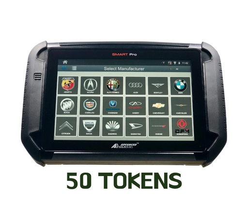 60% OFF any token package / 50 TOKEN /*ONLY WHEN YOU DO THE TRADE UP OF YOUR OLD MACHINE*