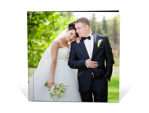 "12 x 12"" Personalised Hard Cover Photo Book (20 Pages)"