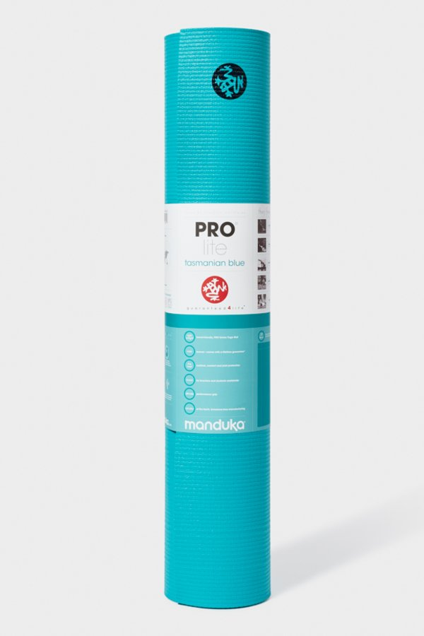 MANDUKA // PROLITE YOGA MAT - 5mm - TASMANIAN BLUE