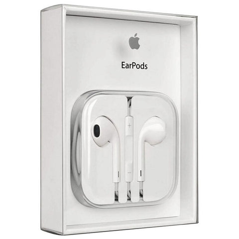 Apple Headphone with Microphone and Remote for iPhone 5/5C/5S/4/4S/iPod Touch/iPad