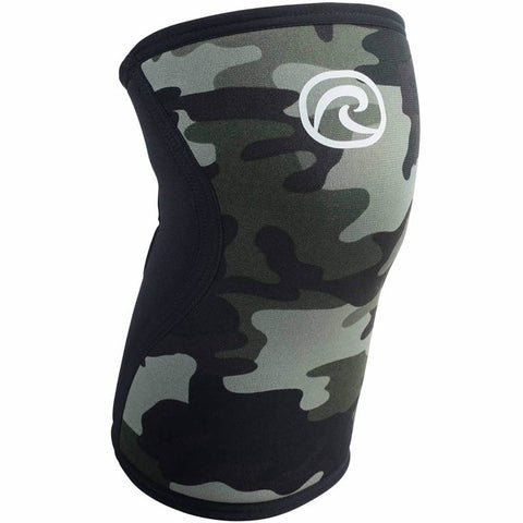 Rehband Rx Knee Support 5mm | Camo | WOD Gear UK | RXROX