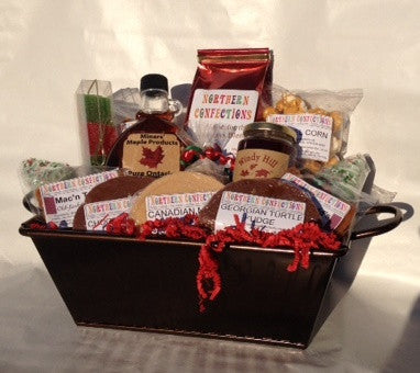 Taste of the Season Christmas Gift Basket