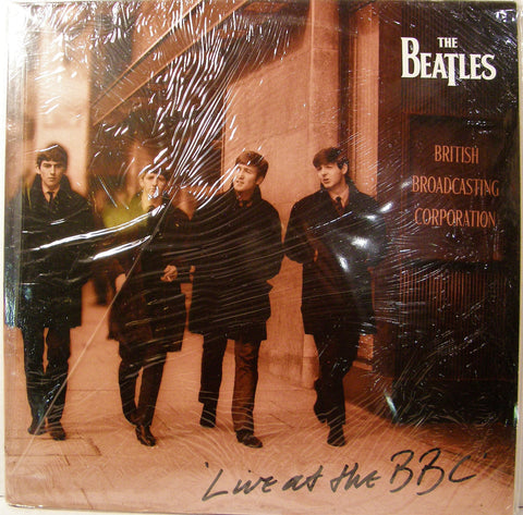 BEATLES LIVE AT THE BBC 1ST EDITION 1994