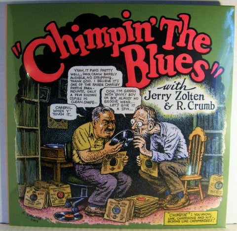 CHIMPIN' THE BLUES  2013  SEALED