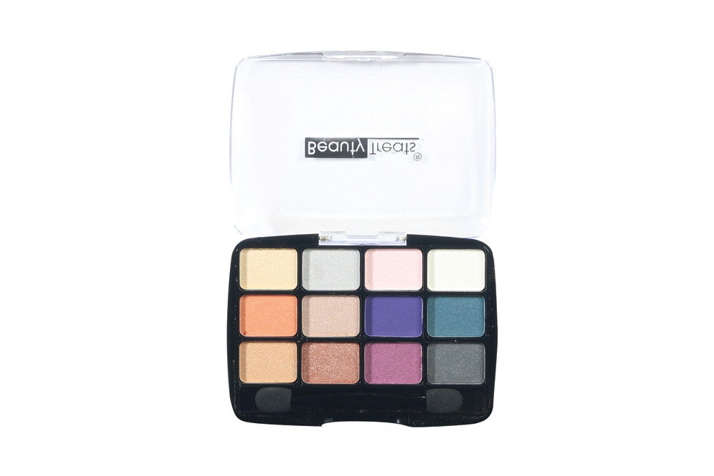 12 Color Beauty Treats Eyeshadow Palette, Spring
