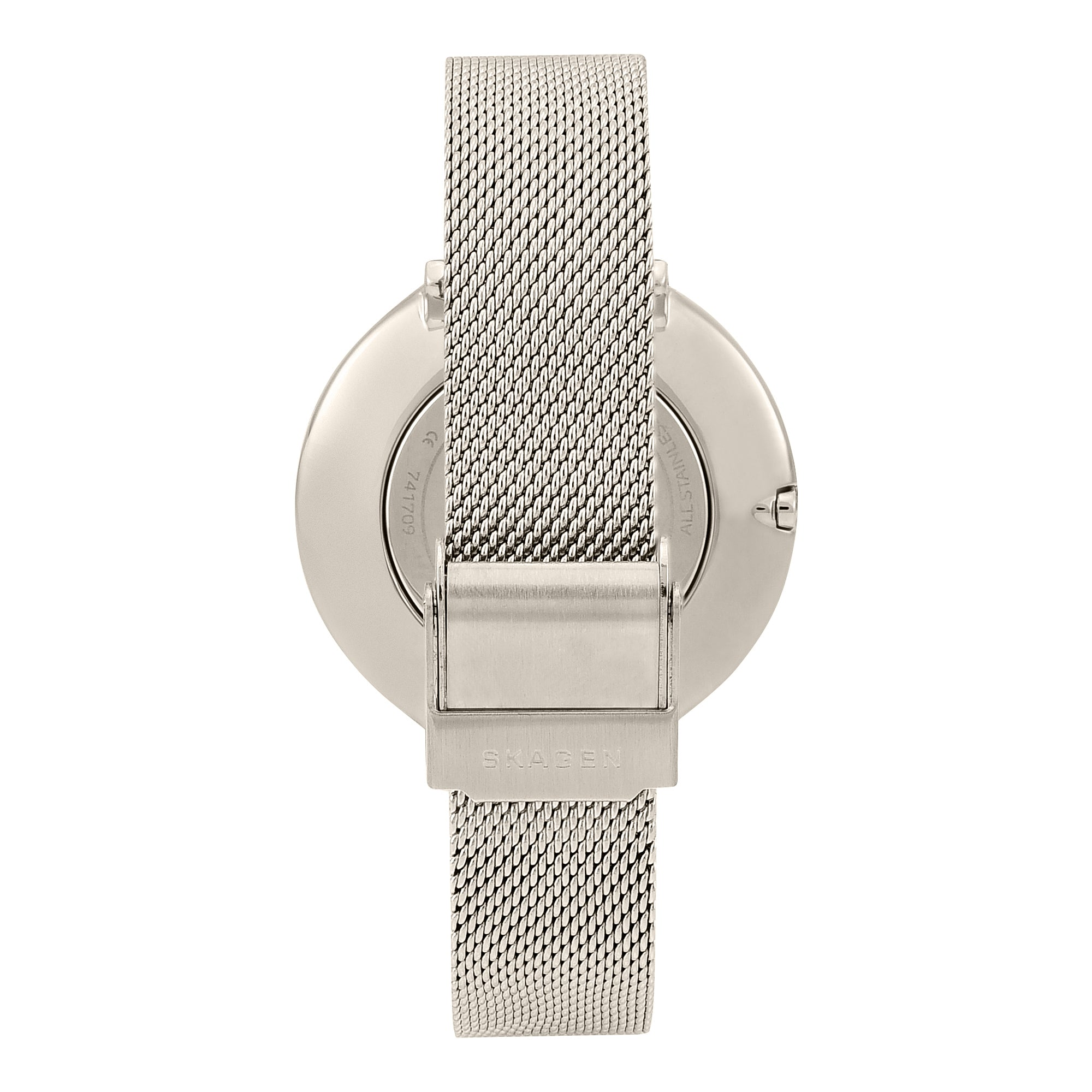 Karolina Steel Mesh Watch