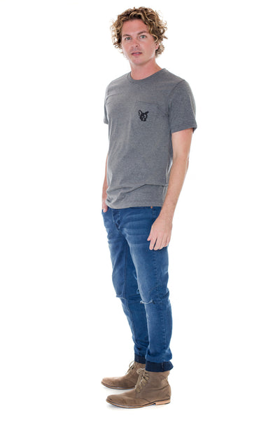 Men's Signature Pocket Tee