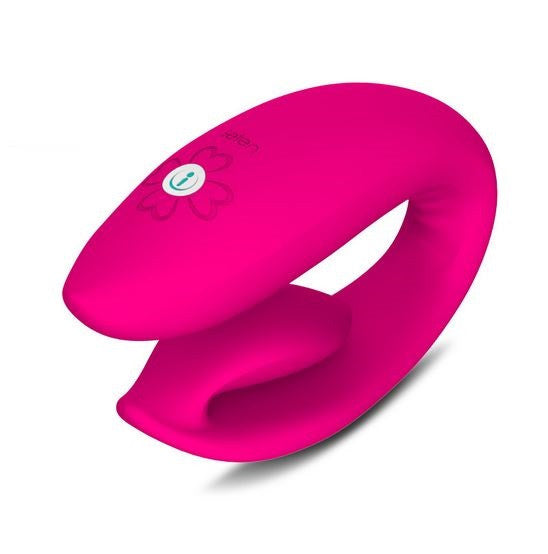 Sweet Rose  Couples Rechargeable Vibrator