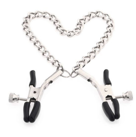 Classic Metal Nipple Clamps