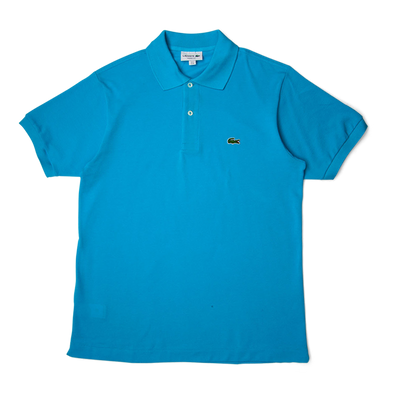 Lacoste L.12.12 Polo Shirt Turquoise