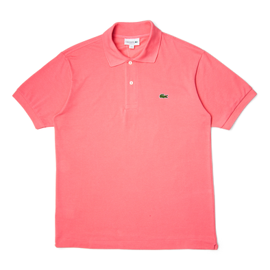 Lacoste L.12.12 Polo Shirt Pink