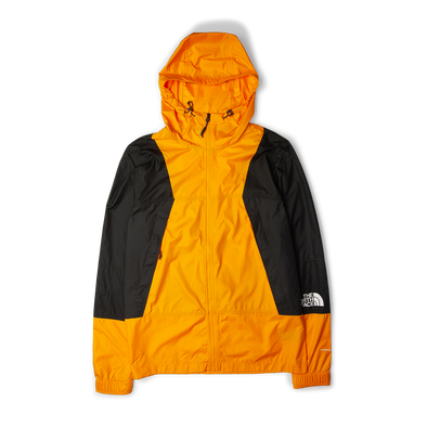 The North Face Mountain Light Windshield Jacket Zinnia Orange