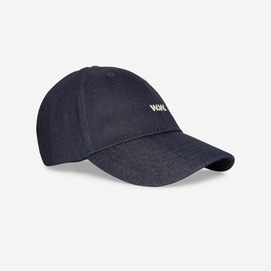 Wood Wood Low Profile Cap Denim