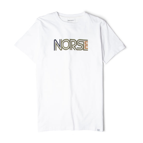 Norse Projects Niels Nautical Logo  Ivy Green