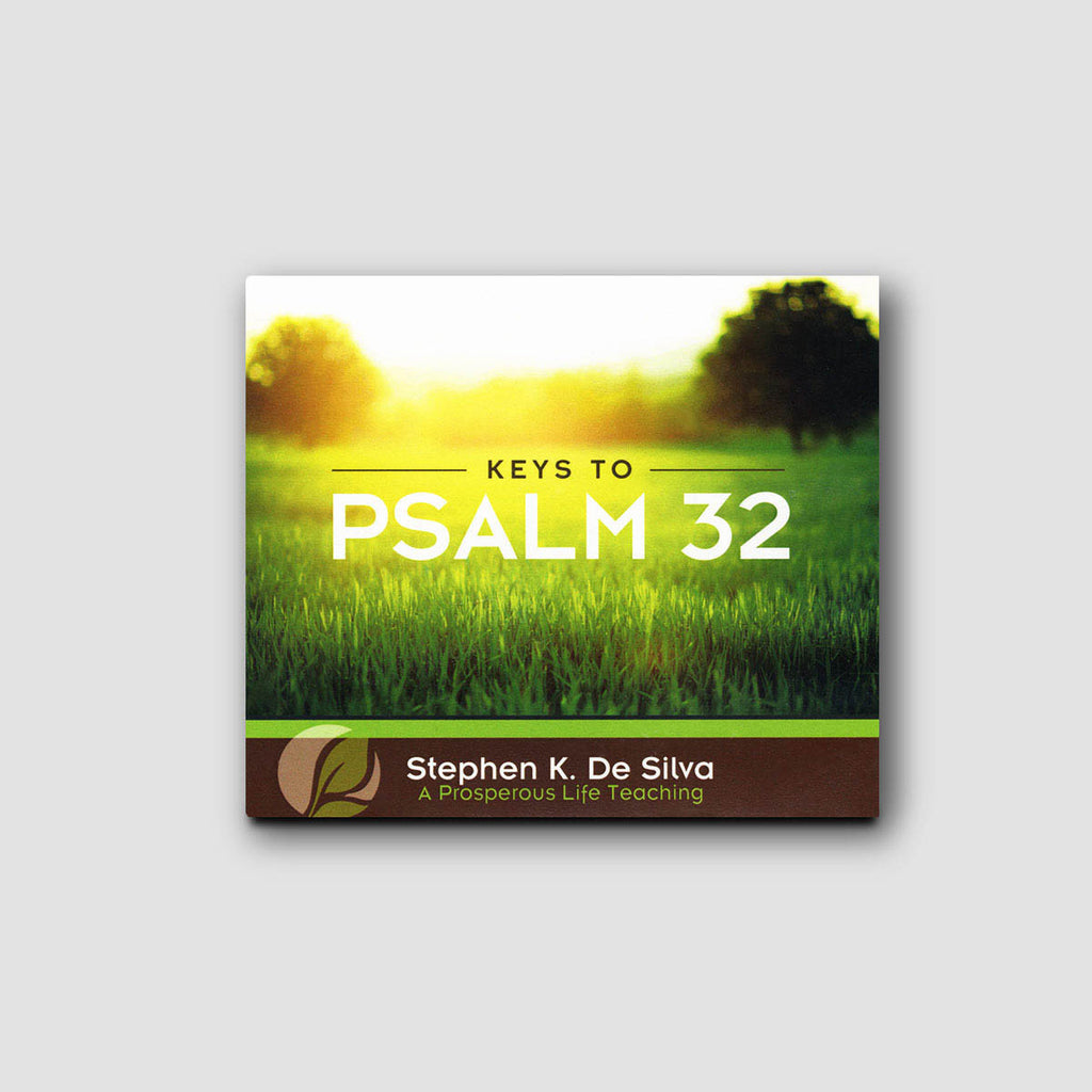 Keys to Psalm 32