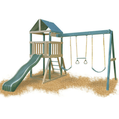 Image of Congo Safari Swing Set