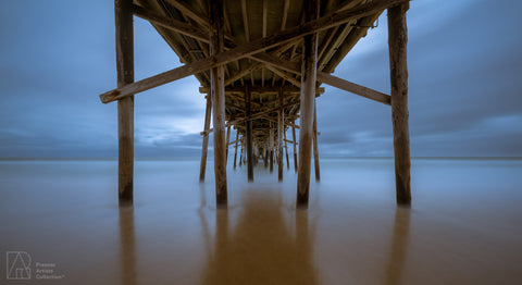 """Under the Pier"" by Peter Levshin"