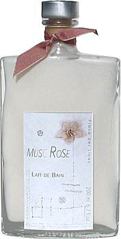 Place des Lices Musc Rose Milk Bath