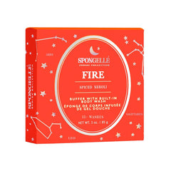 Spongellé - Zodiac Collection - Fire, Spiced Neroli