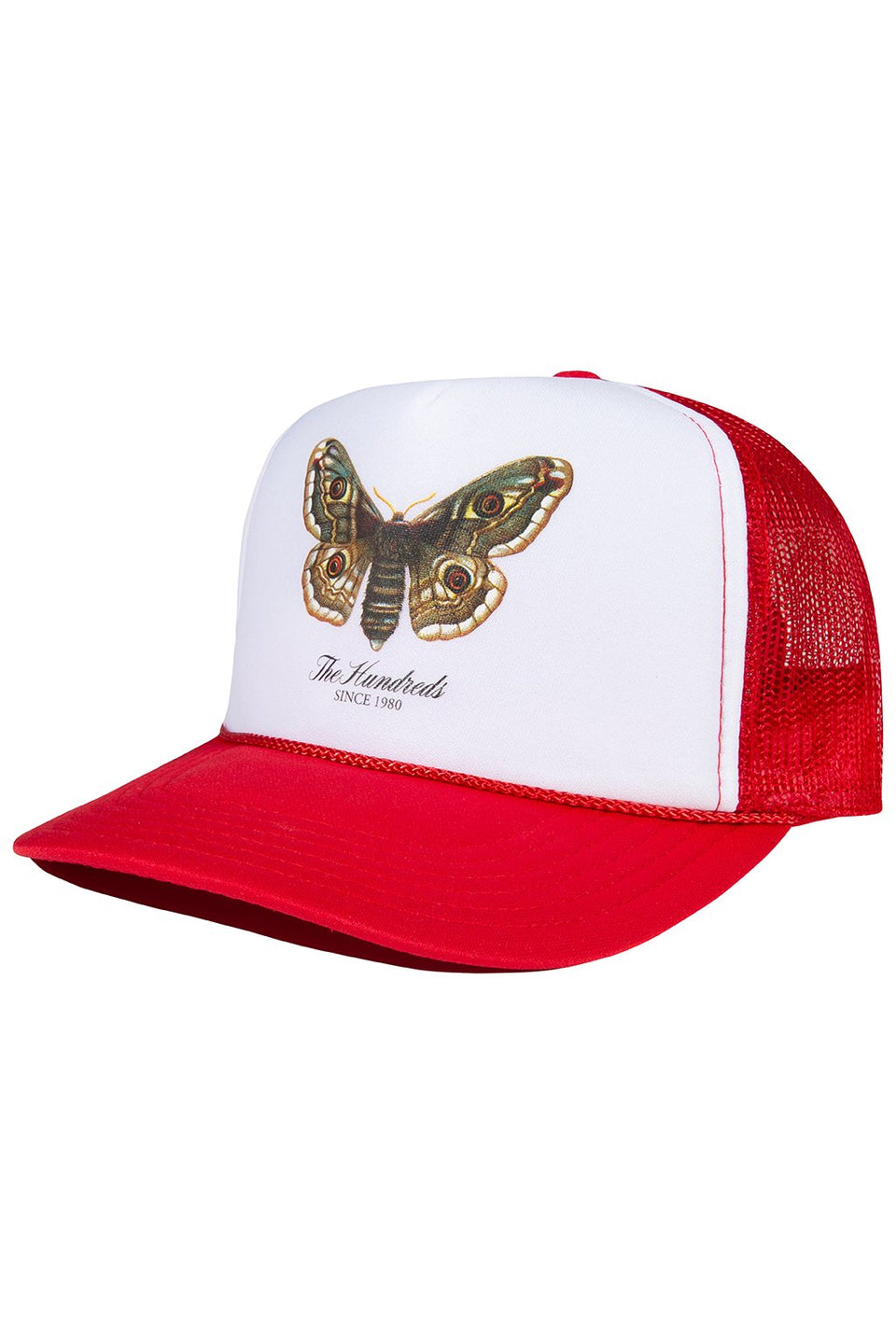 Moth Trucker Hat
