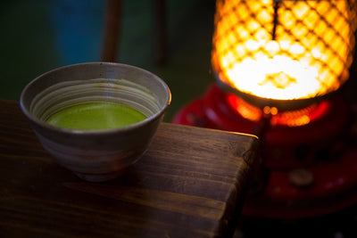 Hand Made Ceramic Matcha Bowl (Chawan)