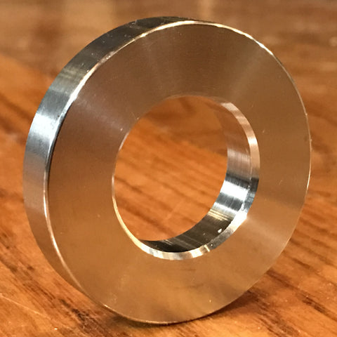 "extsw 1"" ID x 2"" OD x 3/8"" Thick 304 Stainless Washer / FREE SHIPPING"
