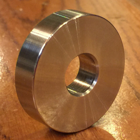 "1/2"" ID x 1 1/2"" OD x 3/8"" Extra Thick 316 Stainless Washers - extra thick stainless washer extsw.com - 1"