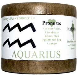 Tea For Aquarius (Herbal Remedies for the Zodiac Signs)