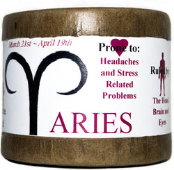 Tea For Aries (Herbal Remedies for the Zodiac Signs)