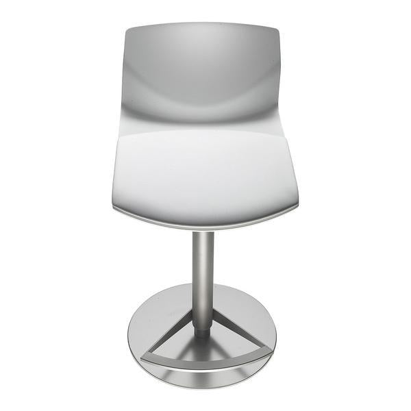 Kai Bar Stool - Upholstered, Adjustable