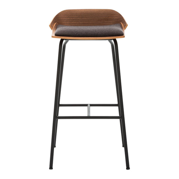 650 Bar Stool - Metal Frame - Seat Upholstered
