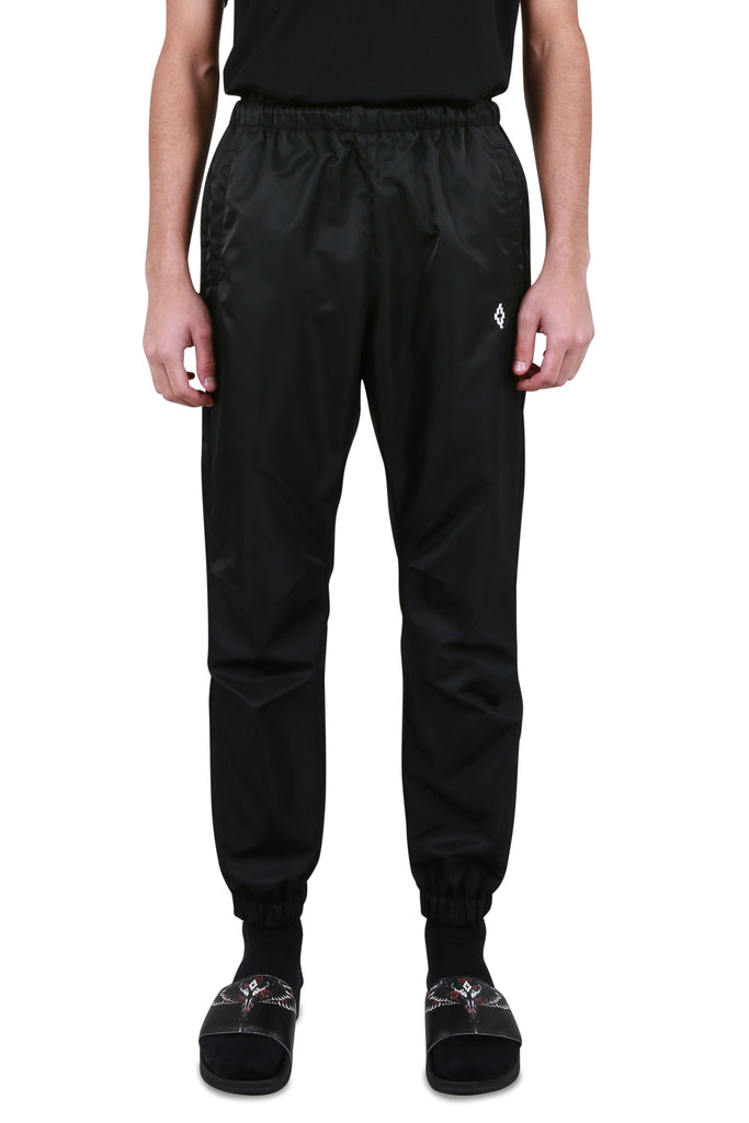 Red Eye Jogging Pants - Black/Multicolor