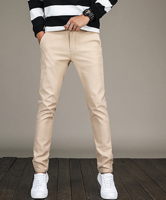 Junior Slim Fit Pants (Non-Returnable)