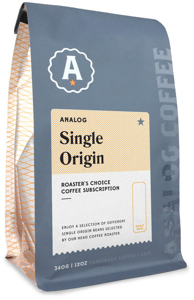 Monthly Work Subscription - Single Origin Drip
