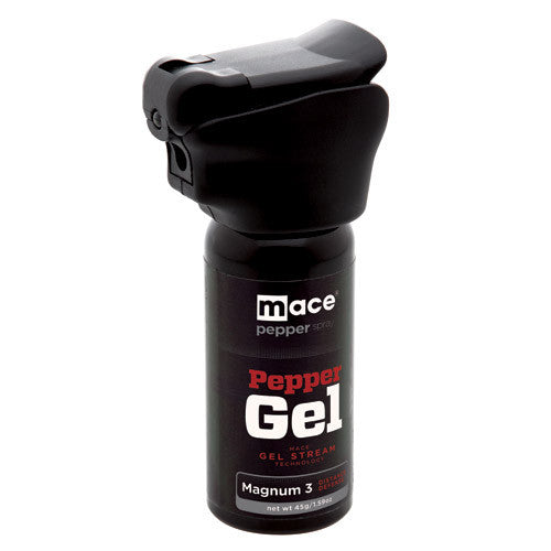 Mace Pepper Gel Night Defender - Crime Guardian