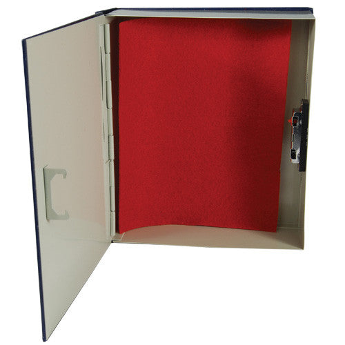 Locking Book Diversion Safe - Crime Guardian