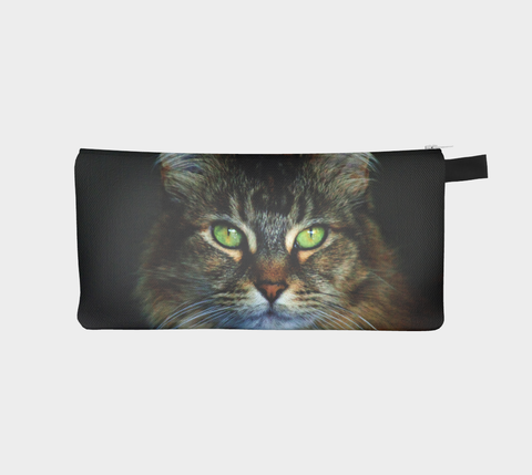 Cat Face - Pencil Case
