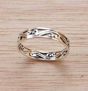 Filigree Ring - Ring - AlphaVariable
