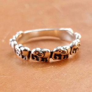 Elephant Ring - Ring - AlphaVariable