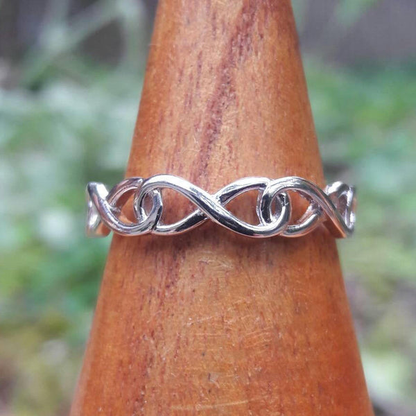Infinity Ring - Ring - AlphaVariable