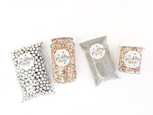 Glitter Sphere Sprinkle Mix, Vegan and Gluten Free, Cupcake Sprinkles