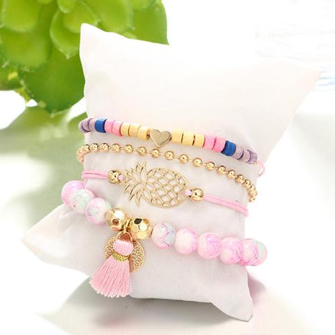 Summer Love 5-Piece Bracelet